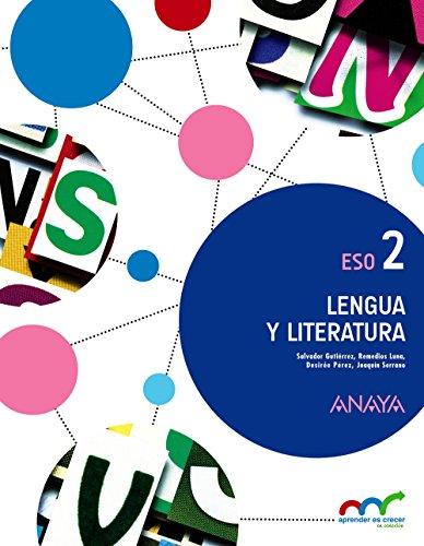 9788469814192: Lengua y Literatura 2.