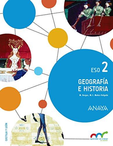 9788469814628: Geografía e Historia 2. (Aprender es crecer en conexión) - 9788469814628