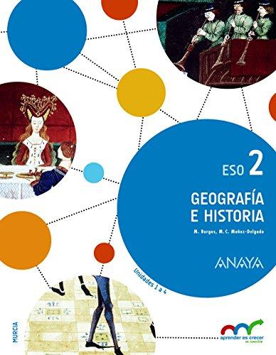 9788469814734: Geografía e Historia 2 (Aprender es crecer en conexión)