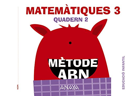 9788469825648: Matemàtiques ABN. Nivell 3. Quadern 2.