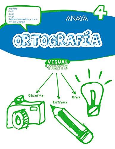 9788469831427: Ortografía 4. (Visualmente) - 9788469831427