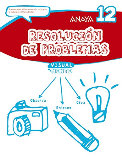 9788469831922: Resolución de problemas 12 (Visualmente)