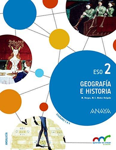 9788469832226: Geografía e Historia 2, Trimestres (Aprender es crecer en conexión)