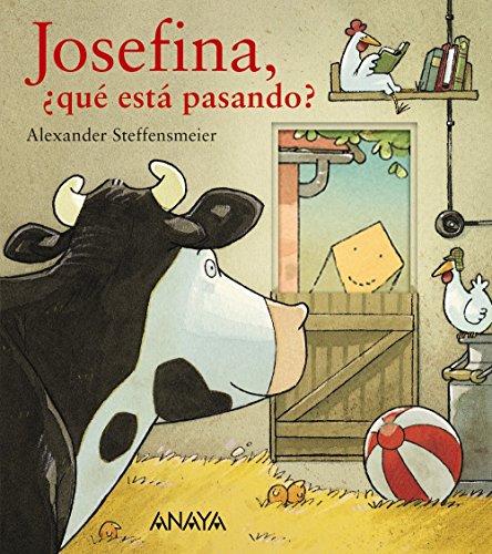 9788469834084: Josefina, ¿qué está pasando? (Primeros Lectores (1-5 Años) - Josefina)