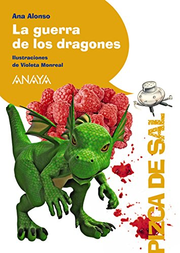 9788469836293: La guerra de los dragones (LITERATURA INFANTIL (6-11 años) - Pizca de Sal)