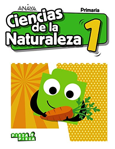 9788469838877: Ciencias de la Naturaleza 1. (Pieza a Pieza)