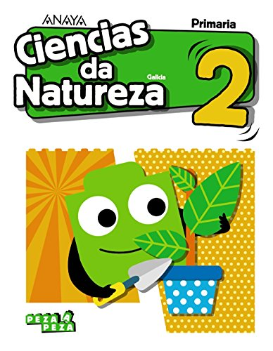 9788469839102: Ciencias da Natureza 2. (Peza a Peza)