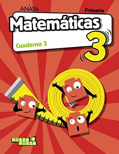 9788469841983: Matemáticas 3. Cuaderno 3.