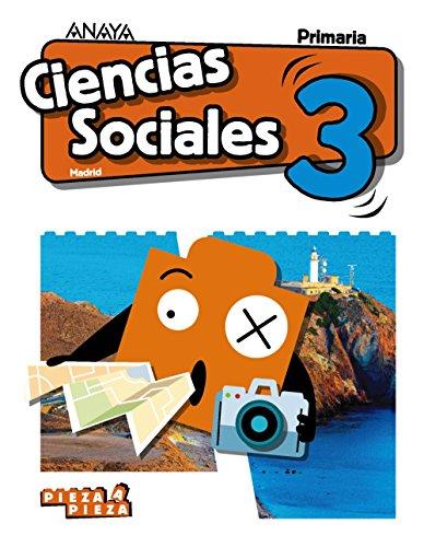 9788469842706: Ciencias Sociales 3. (Pieza a Pieza)