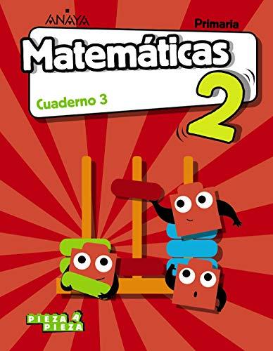 9788469849071: Matemáticas 2. Cuaderno 3. (Pieza a Pieza)