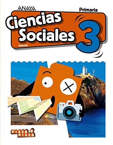 9788469851920: Ciencias Sociales 3. (Pieza a Pieza)