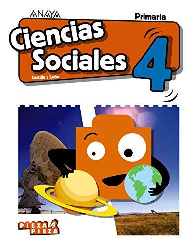 9788469852415: Ciencias Sociales 4. (Pieza a Pieza)