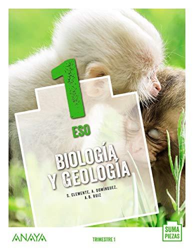 9788469861509: Biología y Geología 1.