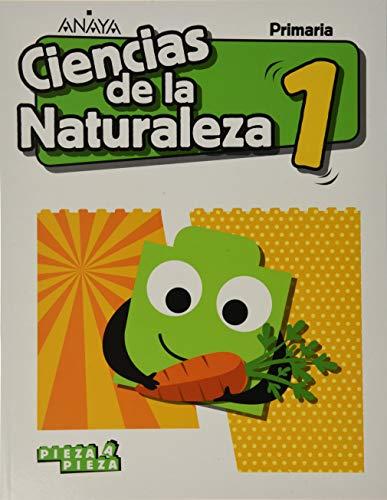 9788469862933: Ciencias de la Naturaleza 1. + Natural Science 1. In focus. (Pieza a Pieza)