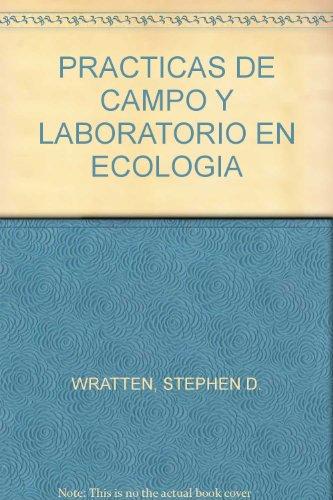 9788470000379: PRACTICAS DE CAMPO Y LABORATORIO EN ECOLOGIA