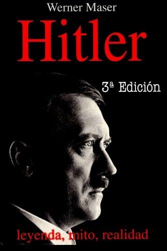 9788470021640: Hitler: Leyenda, mito, realidad