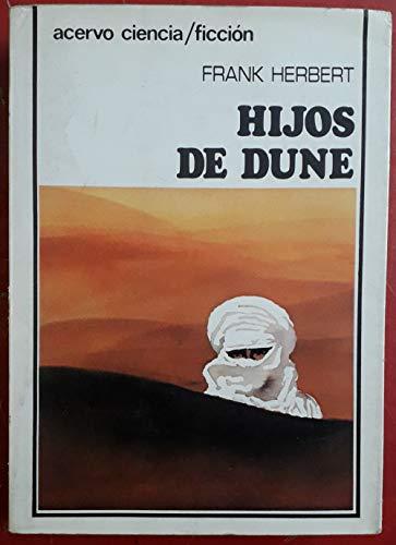9788470022333: Hijos De Dune/Children of Dune (Spanish Edition)