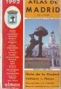 Atlas de Madrid: Guia de la ciudad: Editorial Almax