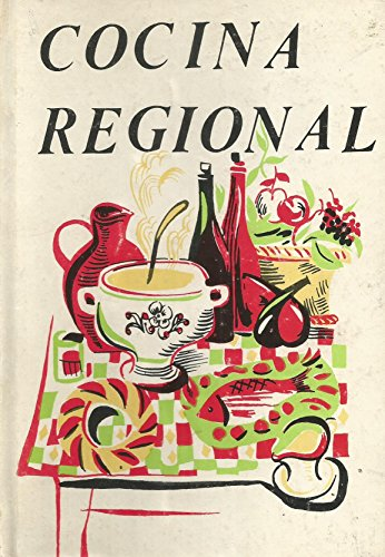 9788470141256: Cocina regional espanola: recetario