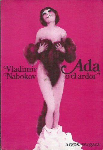 9788470173103: Ada O El Ardor