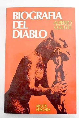 9788470175022: Biografía del diablo (Spanish Edition)