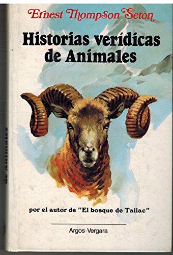 9788470178023: Historias verídicas de animales