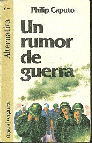 Un rumor de guerra: PHILIP CAPUTO