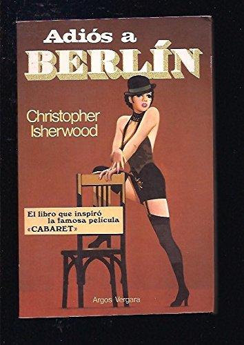 9788470179853: Adiós a Berlín