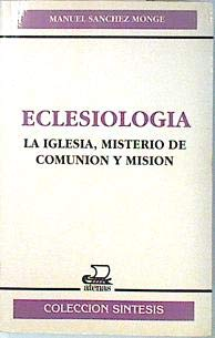 9788470203763: Eclesiologia