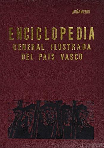 Enciclopedia general ilustrada del País Vasco 82 tomos (obra Completa Auñamendi ),: ...