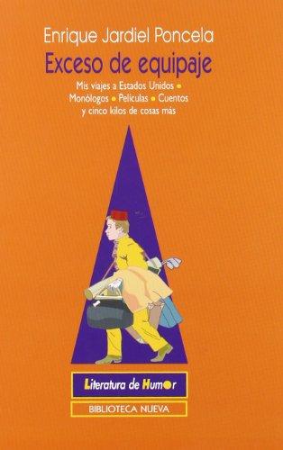 EXCESO DE EQUIPAJE (Spanish Edition): Enrique Jardiel Poncela