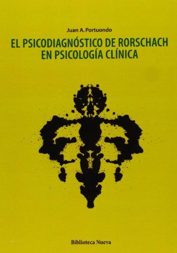 9788470301698: Psicodiagnóstico De Rorschach En Psicología Clínica (Personalidad, evaluación y tratamientos psicológicos)