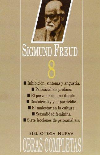 9788470302398: Freud - Obras Completas (VIII) (edición en rústica) (Biblioteca Sigmund Freud)