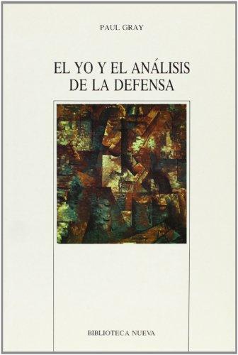 9788470303586: El Yo y El Analisis de La Dfensa (Spanish Edition)