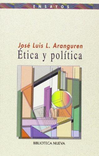 9788470303791: ETICA Y POLITICA (Spanish Edition)