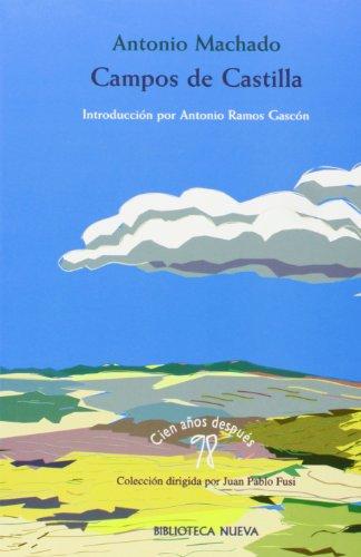 9788470304804: Campos de Castilla (98. Cien años después)