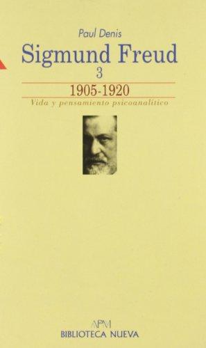 9788470305856: Sigmund Freud 3 (1905-1920)