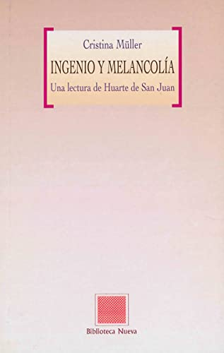 9788470305900: INGENIO Y MELANCOLIA (Spanish Edition)