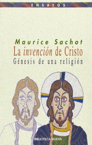 9788470306150: La invención de Cristo. Génesis de una religión