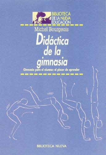 Didactica de la gimnasia.: Bourgeois, Michel