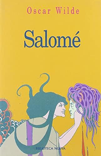 9788470307829: Salomé (Biblioteca Oscar Wilde)