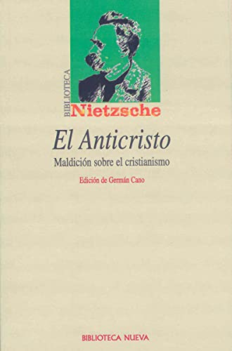 9788470307874: ANTICRISTO, EL (Spanish Edition)
