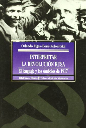 9788470308543: Interpretar La Revolucion Rusa - 1917 (Spanish Edition)