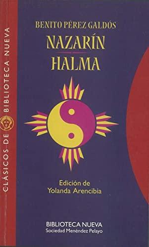 9788470309144: Nazarín. Halma (Clásicos de Biblioteca Nueva)
