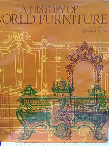 9788470310317: A history of world furniture (New image collection)