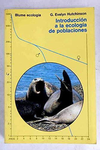 9788470312878: Introduccion a la Ecologia de Poblaciones