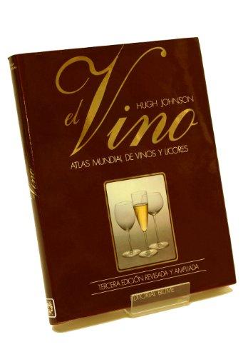 9788470315718: Vino, El - Atlas Mundial de Vinos y Licores