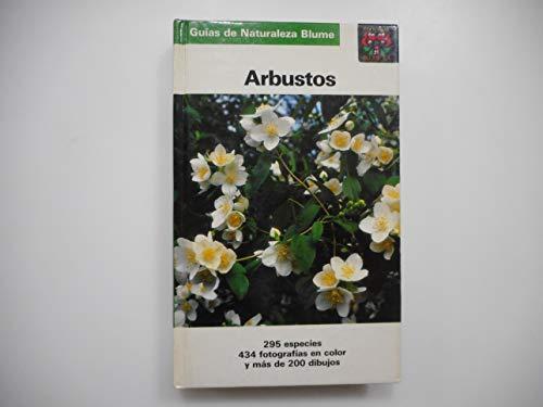 9788470316173: Arbustos