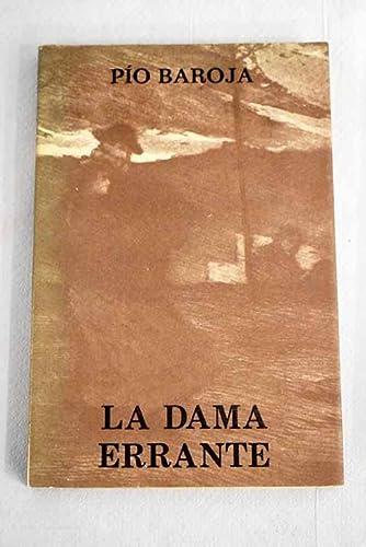 9788470350313: Dama Errante, La