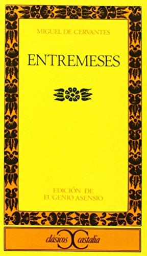 9788470390791: Entremeses (Clasicos Castalia) (Clasicos Castalia / Castalia Classics) (Spanish Edition)